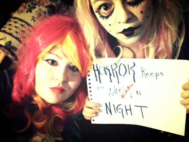 shannon - Horror Selfies
