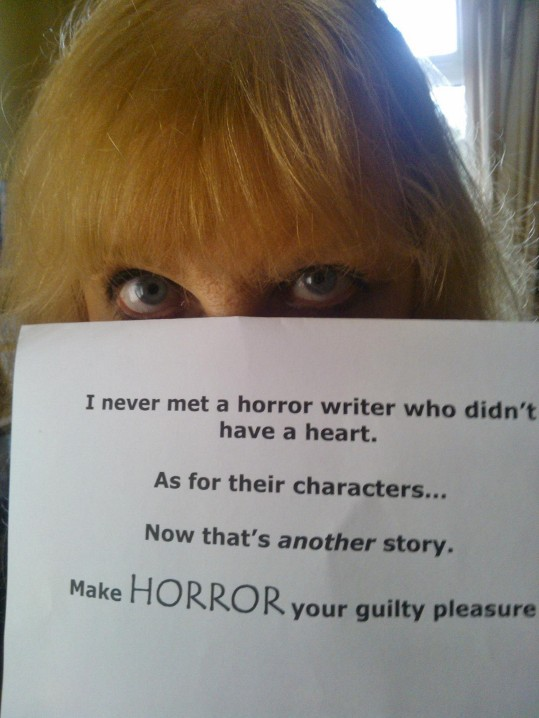 Catherine Cavendish - Horror Selfies