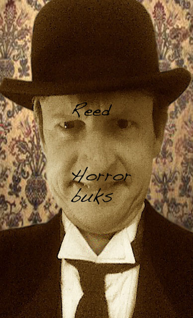 Dan West - Horror Selfies - Reed Horror Buks