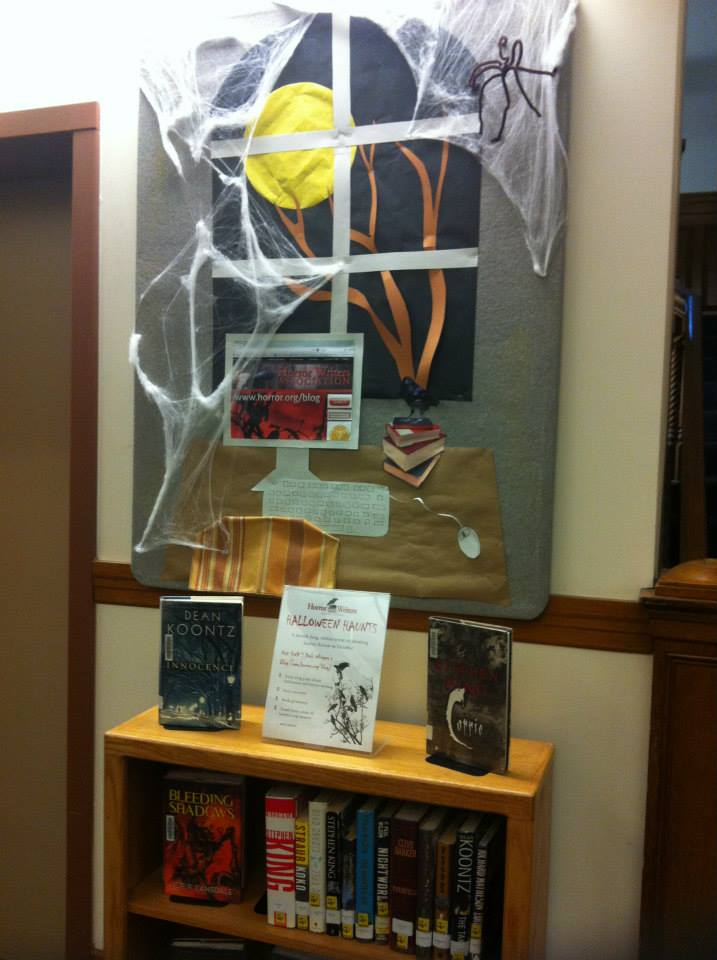 Dover Public Library - Horror Selfies