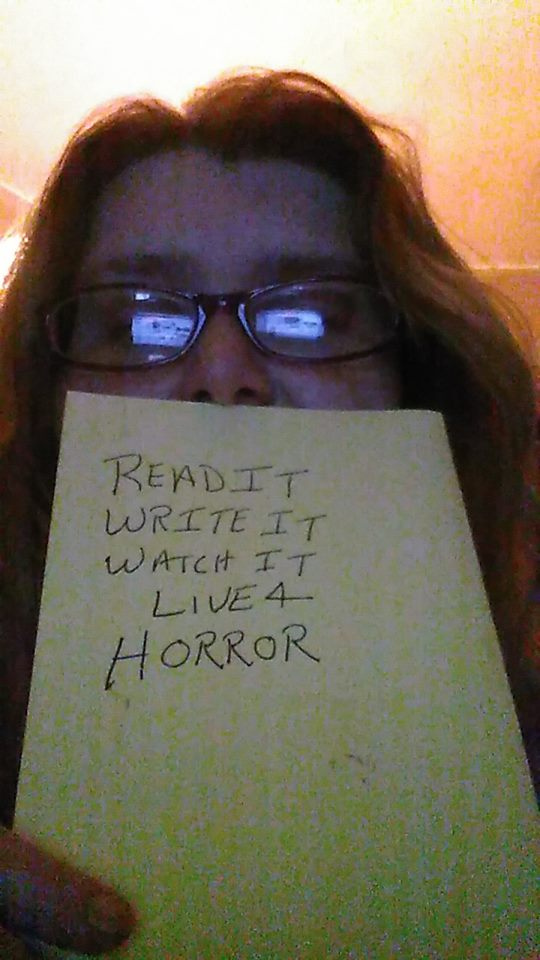 Lisa Dabrowski - Horror Selfies