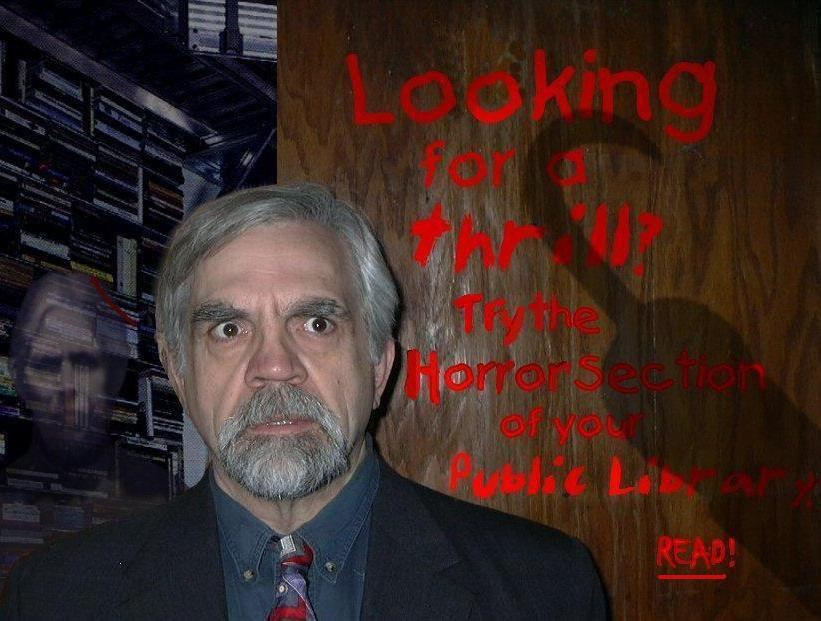 Chuck Briggs - Horror Selfies - Looking for a Thrill?