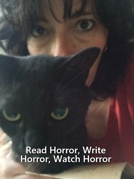 Denise DuFresne - Horror Selfies