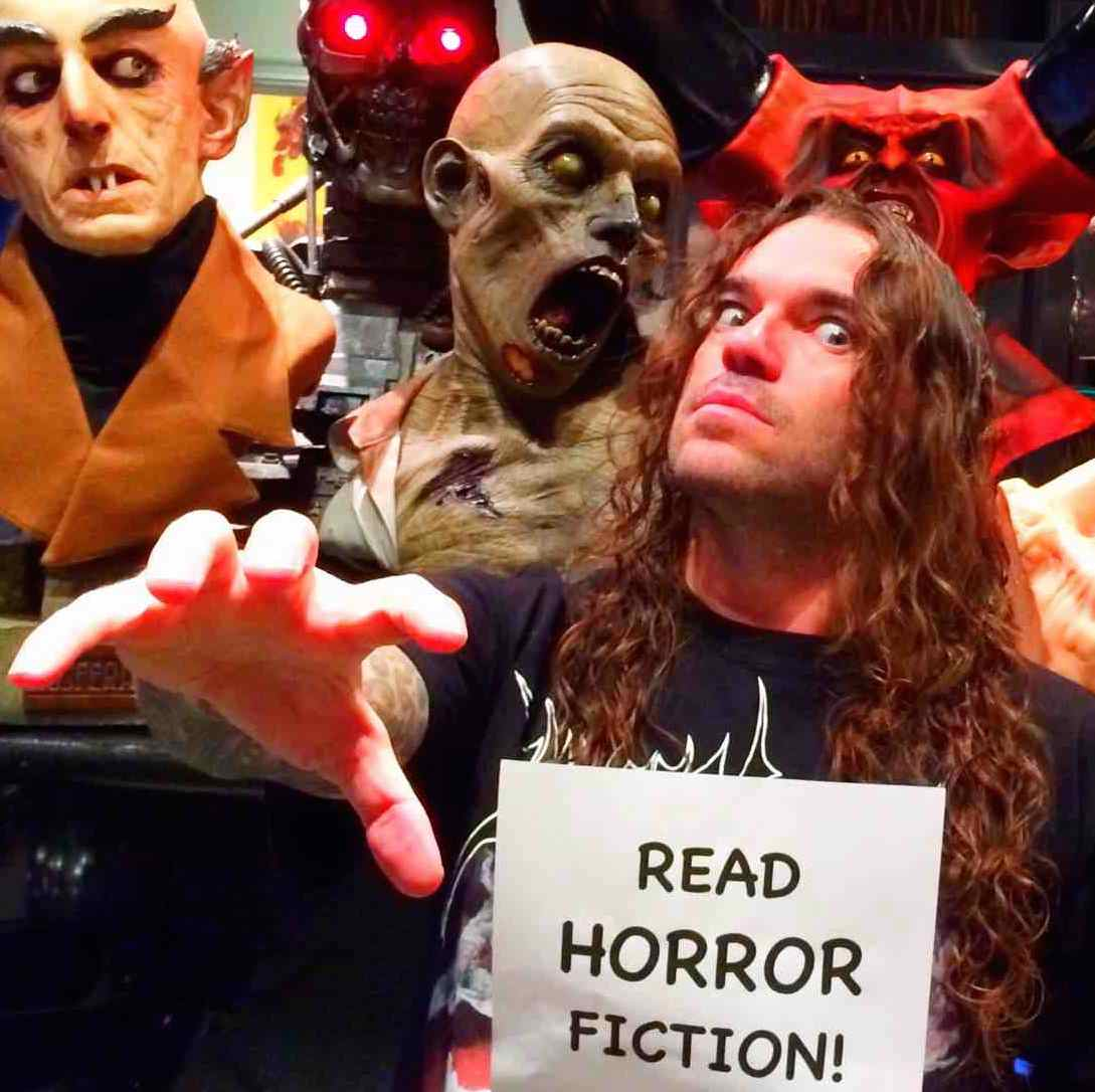 Jeremy Wagner - Horror Selfies - Read Horror Fiction!