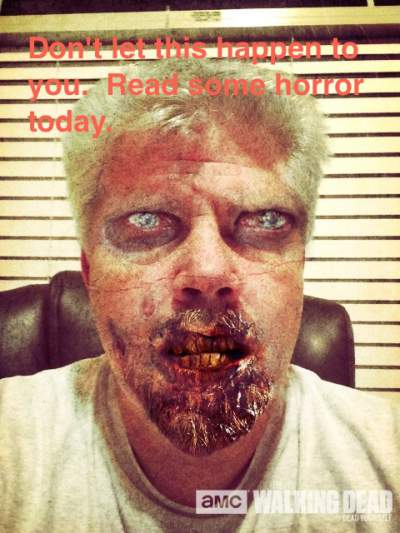 Joe McKinney - Horror Selfies - Zombiefied