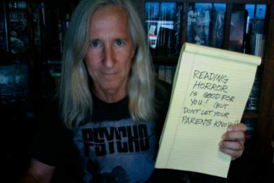 Mick Garris - Horror Selfies