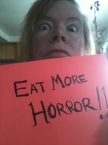 Tamara Thorne - Horror Selfies