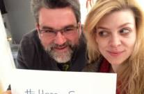 Christopher Golden and Amber Benson